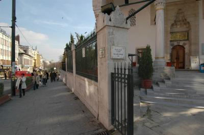 Firuz Aga Mosque 1491