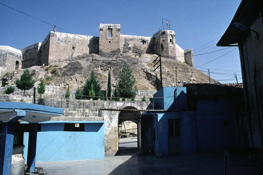 Gaziantep castle hill