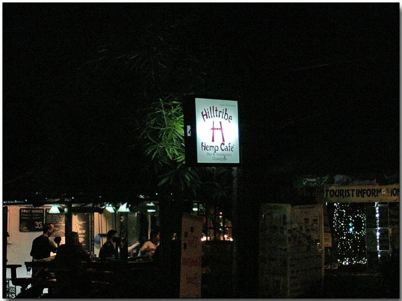 Hilltribe Hemp Cafe - Chiang Mai