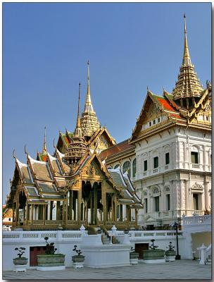 Royal Palace grounds, Bangkok