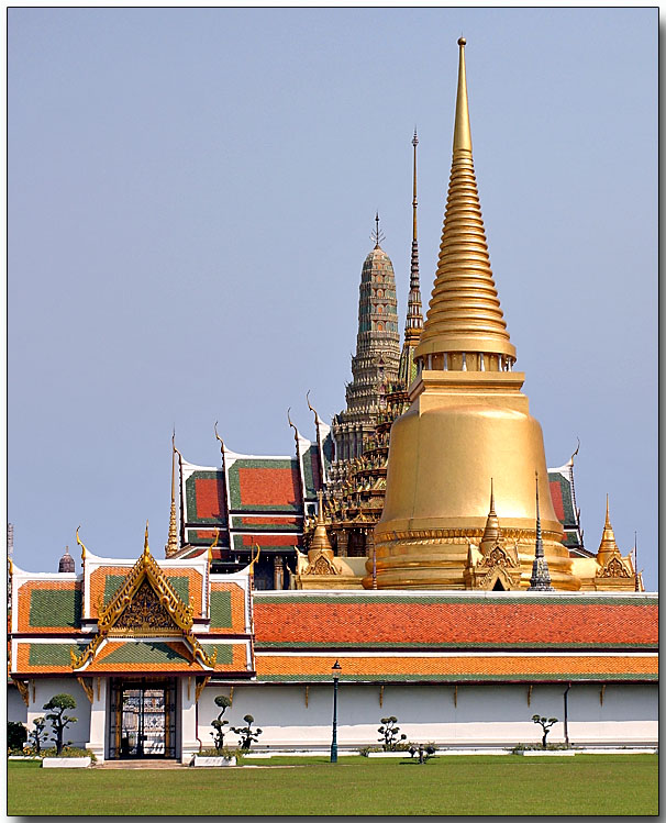 Emerald Buddha Grand Palace