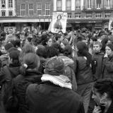 Je suis française... / Manif anti-fn à Strasbourg