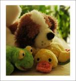 Andrew's toys