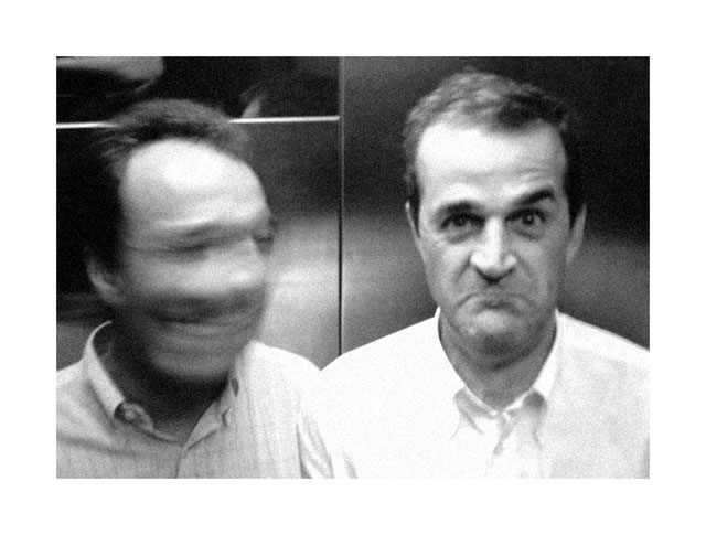 Escepticismo en el ascensor