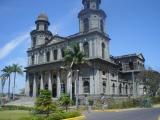 Managua´s Catedral Nacional, ruined in 1972 earthquake