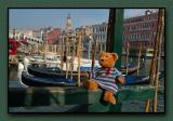 Frimpong in Venice - by Silvano Candeo
