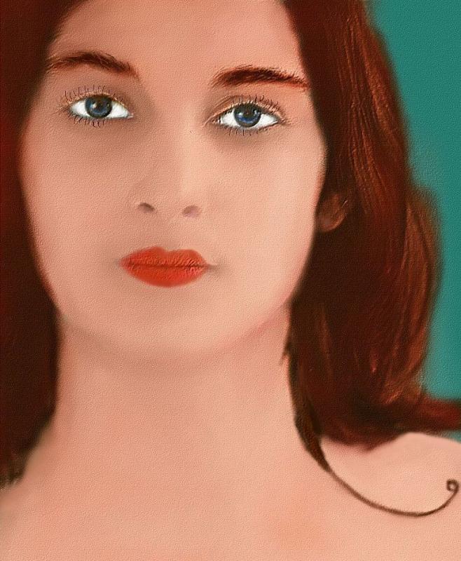 Armenian beauty, Nora