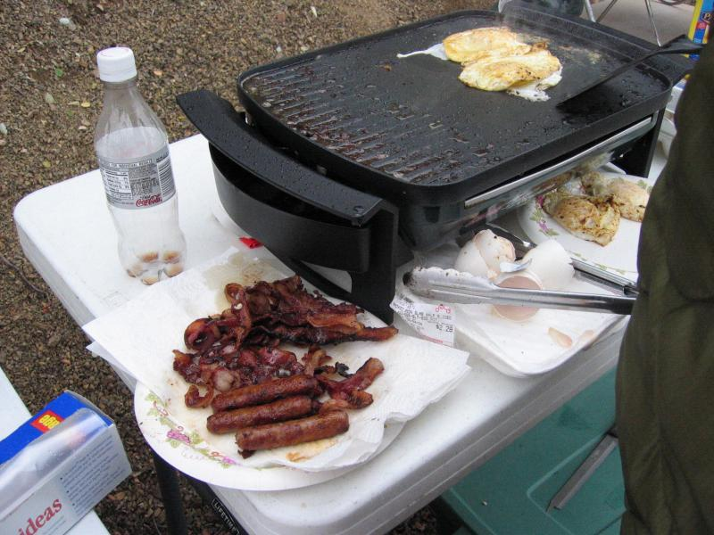 Bacon & Sausages