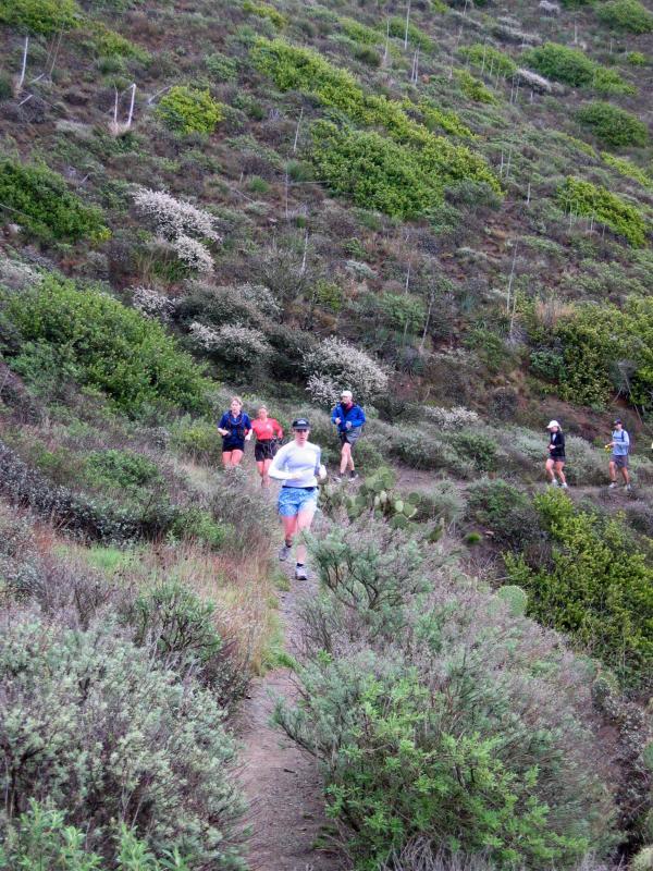 Mugu Peak Trail
