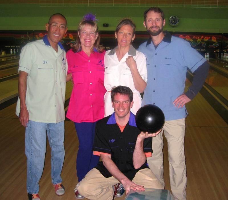 Team Moss Hogs<br>Glenn, Lynn, Cheri, Howard & Charlie</br>