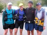 Pat Homelvig, Karen Pate, Rick & Barb Miller