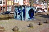 Groningen - openbaar kunsttoilet