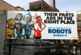 Robots on Lafayette Street