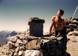 Robert Ollivier au sommet du Balaïtous