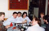 Change Over Dinner, May 1991