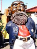 Wood Carving - Puyallup (W. Washington) State Fair