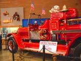 Antique Fire Engine - Puyallup (W. Washington) State Fair