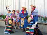 Folk Singers - Puyallup (W. Washington) State Fair