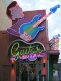 George's Guitar, Downtown Disney