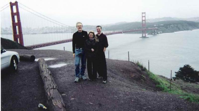 Glen Martin tours us through Marin County after the cancelation of Angel Island 50k 2004 due to severe weather