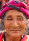 zunil mona lisa, guatemala