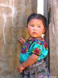 baby, santa maria de jesus, guatemala