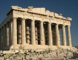 Parthenon from west side