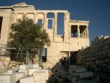 Porch of the Maidens and the Erechtheion