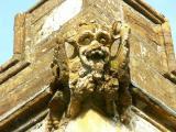 Gargoyle at St. Wite