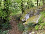 Chemin et chaos granitique