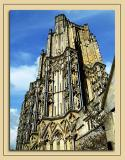 A sense of height, Wells Cathedral