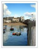 The beach and quayside, St. Ives, Cornwall