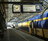 Amsterdam: At Centraal Station