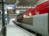 Brussels: Thalys Train to Paris