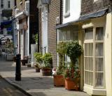 London: Street in Hampstead