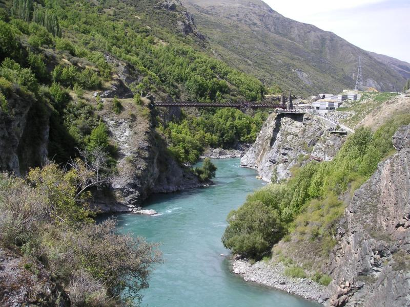 ...bungy jump took place