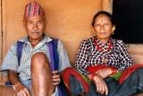 Tamang Couple, Nuwakot District