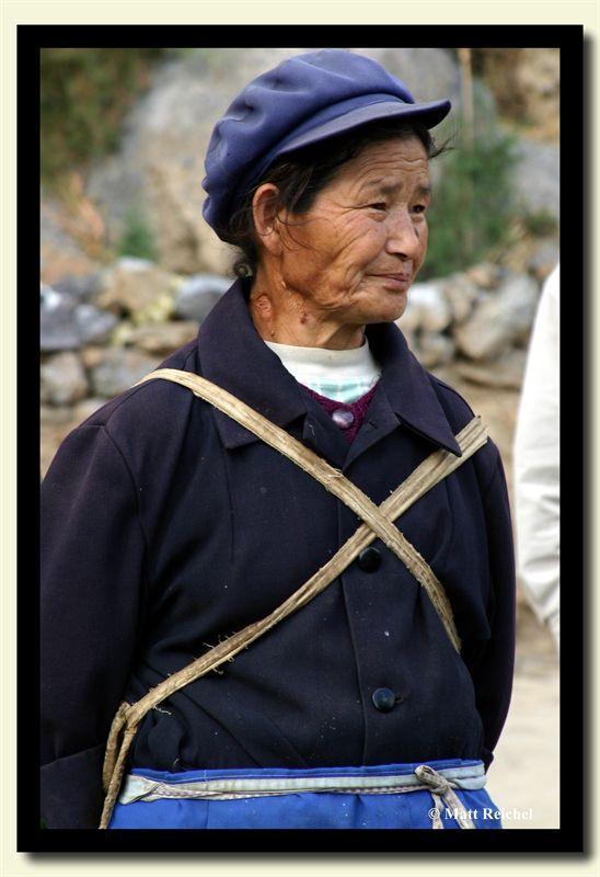 Naxi Women Overlooking, Baoshan Shitoucheng-copy.jpg