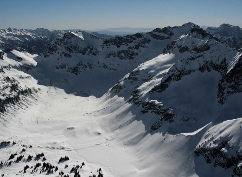 Lyman Glacier, View East <br>(LymanGl022405-3adj.jpg)