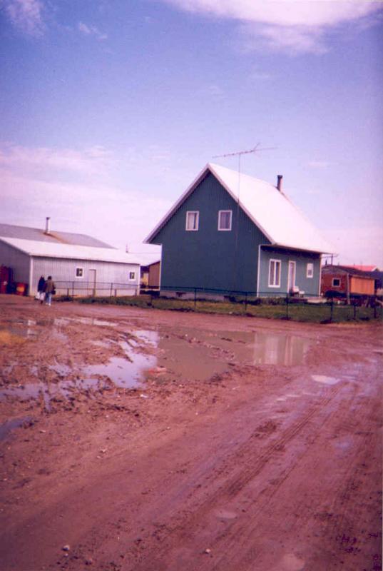 A unique private home in Attawapiskat