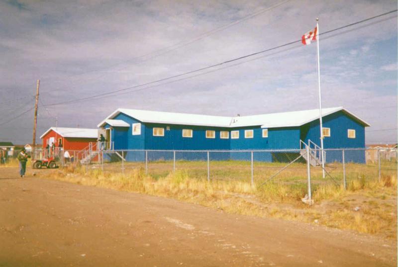 Attawapiskat First Nation  Band Office Attawapiskat.