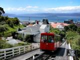 12 Feb 04 - Wellington Cable Car