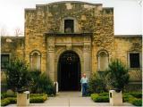 San Antonio - at the Alamo