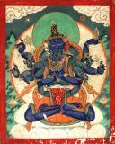 Guhyasamaja - Akshobhyavajra