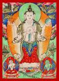 Avalokiteshvara - Amoghapasha (Unfailing Lasso)