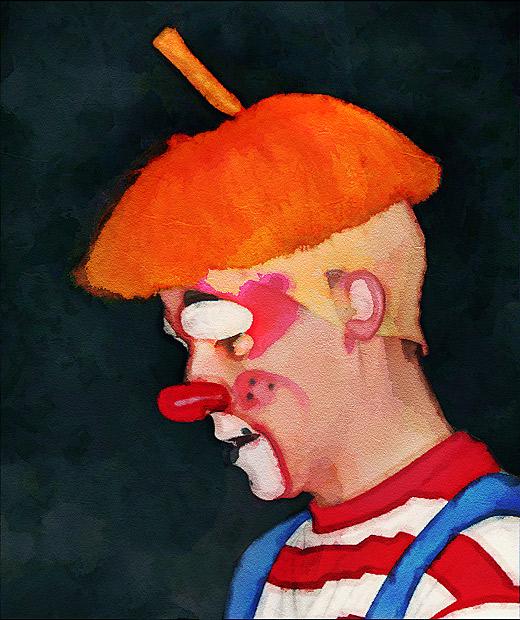 Sad Clown WC
