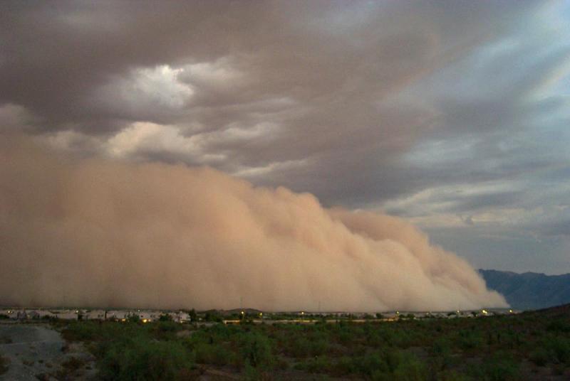 Haboob (Dust Storm)