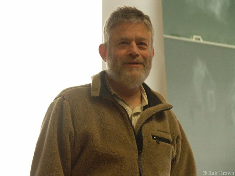 Manuel Blum introduces todays speaker