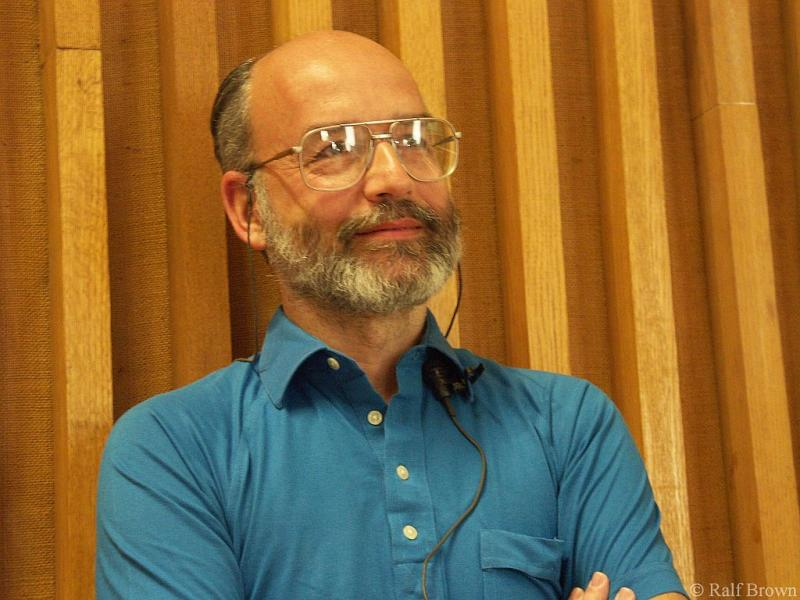 Adi Shamir, the S in RSA