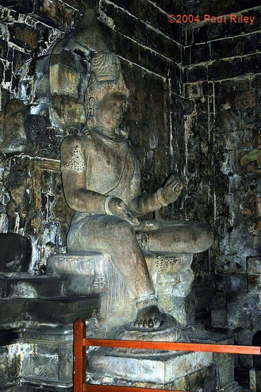 Mendut Temple - Lokesvara